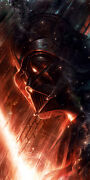 Darth Vader Dark Side Of The Force Star Wars Universe Fine Art Giclandeacutee On Canvas