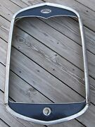 1931 Model A Ford Stainless Steel Ss Radiator Shell