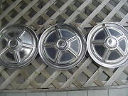 1970 70 Amx Javelin 72 73 Hornet Hubcaps Wheel Covers Center Caps Amc Antique
