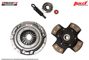 Stage 4 Bully Racing Clutch Kit And Flywheel Fits Vw Golf 2.0l Turbo Mk6 2009-2014