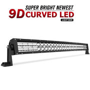 Led Light Bar 32inch 420w Offroad Driving Spot Flood Beam 34and039and039 Atv Marine Boat