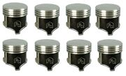 Dodge Chrysler Plymouth 413 1959-65 Car Only Flat Top Cast Pistons Set/8 +.030