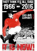 Fathers Day England 1966 They Think Its All Over Geoff Hurst World Cup T Shirt