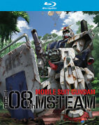 Mobile Suit Gundam 08th Ms Team Collection [new Blu-ray] 3 Pack