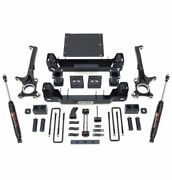 Readylift 44-5877 8and039and039 Lift Kit For Toyota Tundra 2007-2018 W/ Bilstein Shocks