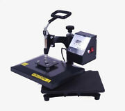 23 30cm Manual Shaking His Head Heat Press Machine For Drilling ,clothes
