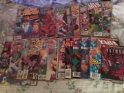 Marvel And Dc Vintage Comic Book Collection Lot All Silver Age Spiderman X-men