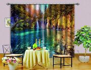 3d Valley 357 Blockout Photo Curtain Printing Curtains Drapes Fabric Window Au