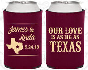 Our Love Is As Big As Texas Unique Wedding Favors Texas Wedding Favors 215