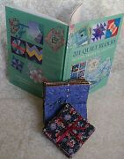 201 Quilt Blocks By Louise Bell W/ Charm Packs 55 Of 4 And 55 Of 5 Squares