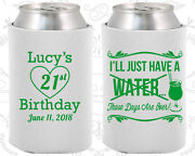 Personalized 21st Birthday Party Gifts Koozie 20157 Finally Legal, Supplies