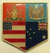 Joint Defence Force Pine Gap National Security Agency Nsa Challenge Coin