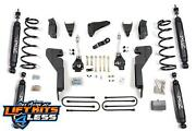 Zone Suspension 6'' Lift Kit 4x4 Top Rated M/usa For 2008 Dodge Ram 2500 3500