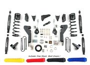 Zone Susp. 8'' Lift Kit 4x4 Top Rated M/usa For 2008 Dodge Ram 2500 3500 Diesel