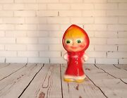 Masha And The Bear Toy Money Box For Coins Russian Dolls Ceramic
