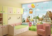 3d House Girl49 Blockout Photo Curtain Printing Curtains Drapes Fabric Window Us