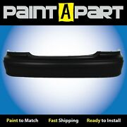 Fits 1998 1999 Toyota Avalon Rear Bumper Cover Premium Painted