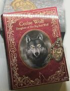 Sdcc 2014 Ever After High Cerise Wolf Doll Mattel Exclusive Cerise Hood