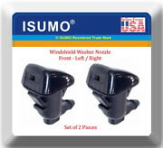 2 Kits Windshield Washer Nozzle Fitsoem8s4z17603aa Ford Focus 2008-2011