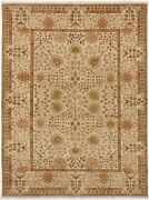 Nlr 122- Handmade Oriental Rug. 9and0392x 12and039