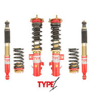 Function And Form Type 1 Height Adjustable Coilovers F2 Honda Civic 2012-2015