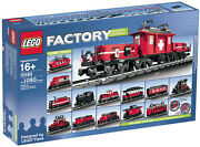 Lego Town Factory Trains 10183 Hobby Train New Sealed