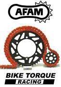 Gas Gas 320 Tx Contact Trial 98-99 Afam Upgrade Orange Chain And Sprocket Kit