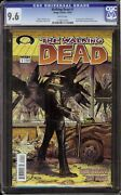 Walking Dead 1 Cgc 9.6 White Image 2003 1st Appearance Rick Grimes