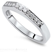 Vs1/f 1.52 Tc Engagement Diamond Ring Solitaire With Accent Enhanced Round Cut