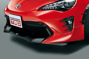 Trd Front Spoiler With Led Red M7y For 86 Zn6 Ms341-18004-d1