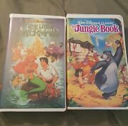 The Little Mermaid And The Jungle Book
