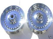 Harley Softail Fatboy 2008 -2010 2011-2017 Chrome Wheels Rims Outright Sale