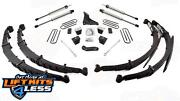 Fabtech 5.5 Performance W/dlss Shocks For 2000-2005 Ford Excursion