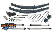 Fabtech K2086dl 8 Performance Dlss Shocks For 2000-2004 Ford F-250/f-350 Sd