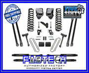 6 Long Arm System W/ Auto Trans Only 5.9l For 2006-07 Dodge 2500/3500 4wd