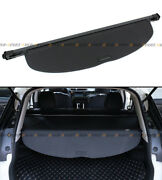 For 2014-2018 Nissan Rogue Sv Sl Retractable Trunk Cargo Cover Security Shield