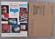 Sears Toys Catalog - 1969 Pre-christmas, Toy Nice Condition