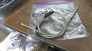 Nos Honda Oem Gray Front Brake Cable 1968 And 1970 Cb350 Cl350 45450-290-670 2
