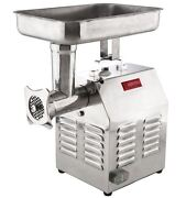 Commercial Duty Restaurant Butcher Electric Stainless Meat Sausage 22 Grinder