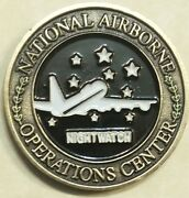 National Airborne Operations Center Naoc Stratcom Nuclear Command Challenge Coin