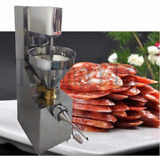 Electric Commercial Automatic Pressure Sausage Stuffer Stainless Steel 220v/110v