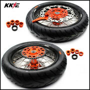 Kke 3.5/4.25 Motorcycle Wheels Cst Tires For Sx Sx-f Xcw Exc 125-530 2003-2021