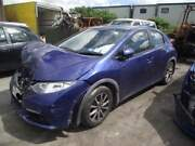 2012 Honda Civic 2.2 Diesel Engine N22b4 Also Breaking This Car For Parts