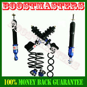 For 2006 2007 2008 Honda Fit Coilover Suspension Lowering Kits Non Damper