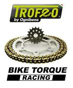 Honda Ft500c 82-84 Trofeo 530 Pitch Chain And Sprocket Kit