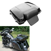 Painted Razor Pack Trunk Andpad Fit For Harley Tour Pak Street Electra Glide 97-13