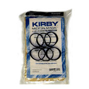 9 Kirby 197394 Vacuum Bags And 6 Belt Kit Fit Legend Heritage G5 G4 G3