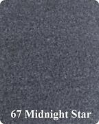 16 Oz Cut Pile Marine Outdoor Bass Boat Carpet - 8.5and039 X 20and039 - Metallic Gray