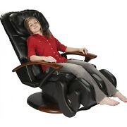 Showroom Model Ht-140 Human Touch Massage Chair Recliner + 5 Year Warranty