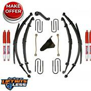 Skyjacker Fe40mks-h 4 Lift Kit W/hydro Shocks For 2000-2005 Ford Excursion Gas